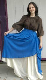 Mel no bodice front view 1