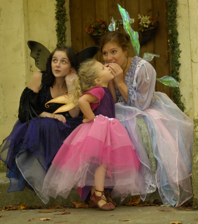 three fairies 2